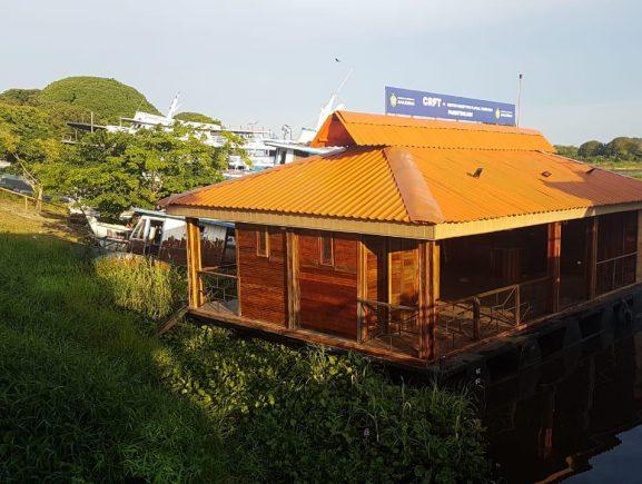 Governo do Amazonas instala Centro Receptivo Turístico na Serra da Valéria em Parintins