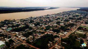 Municípios - Amazonastur