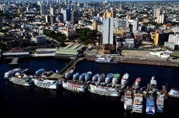 Transporte fluvial de passageiros no AM é suspenso