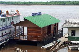 Em Manacapuru, Amazonastur vai reinaugurar unidade flutuante de turismo