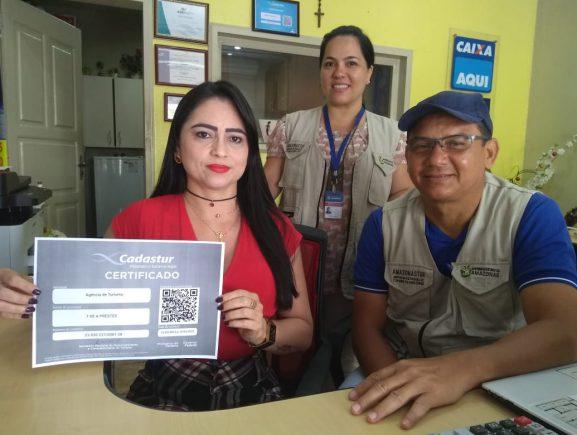 Amazonastur fiscaliza e ordena empreendimentos turísticos de Parintins