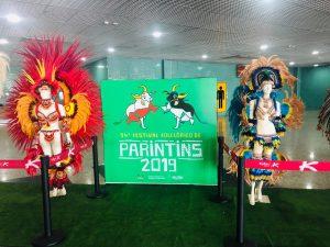 Amazonastur e Infraero inauguram exposição com peças de artistas renomados no Festival de Parintins