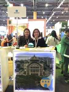 Com novas ferramentas promocionais, Amazonastur apresenta potencial turístico amazonense em Buenos Aires
