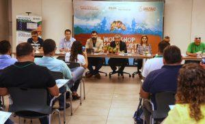 Governo do Estado discute diretrizes para o ordenamento da pesca esportiva no Amazonas