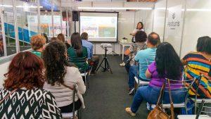 Amazonastur capacita operadores do turismo em feira internacional de Gramado