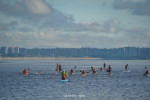 Rio Negro Challenge traz para Manaus 115 turistas em dois dias de competição