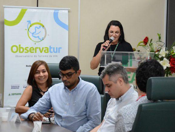 Portal Observatur, direcionado ao setor turístico do Amazonas, é lançado na UEA