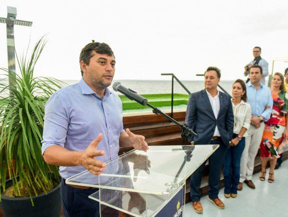 Governo do Amazonas e Ministério do Turismo lançam tipologia de barco-hotel como meio de hospedagem