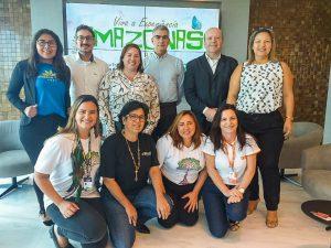 Operadores do trade amazonense apresentam produtos turísticos aos agentes de viagens do Rio de Janeiro