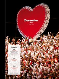 Festival de Parintins é destaque na revista American Way, da maior companhia aérea do mundo