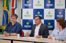 Governador  autoriza pesquisa do uso da cloroquina contra o novo Coronavírus, em pacientes do AM