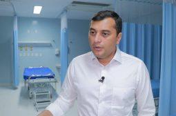 Wilson Lima anuncia abertura de 400 leitos para Covid-19 em parceria com instituição privada