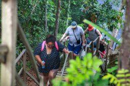 Turismo em UCs permanece suspenso