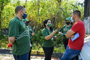 Arsepam realiza 148 abordagens em operação especial com Amazonastur