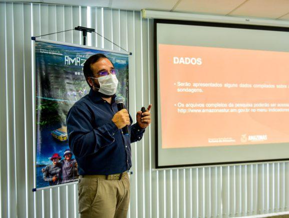 Amazonastur apresenta pesquisa com indicadores sobre o setor de turismo no estado