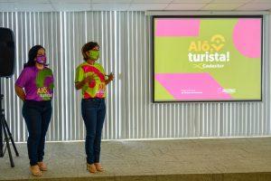 Campanha 'Alô, turista!' estimula a contratação de prestadores legalizados