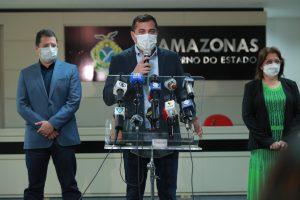 Governo do Amazonas anuncia medidas para conter avanço da Covid-19 no fim de ano