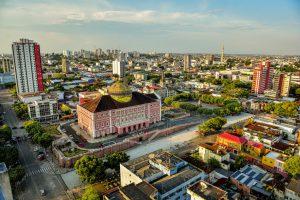 Manaus lidera a ocupação hoteleira nacional, segundo indicadores da indústria turística