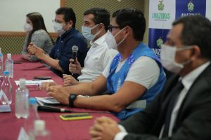 Wilson Lima anuncia novas medidas de enfrentamento à Covid-19