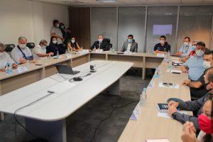 Wilson Lima e Pazuello anunciam que Amazonas inicia Plano de Aceleração de Vacinação
