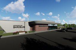 Amazonastur e Ministério do Turismo ampliam terminal de passageiros do aeroporto de Barcelos