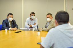 Presidente da Amazonastur recebe profissionais do turismo