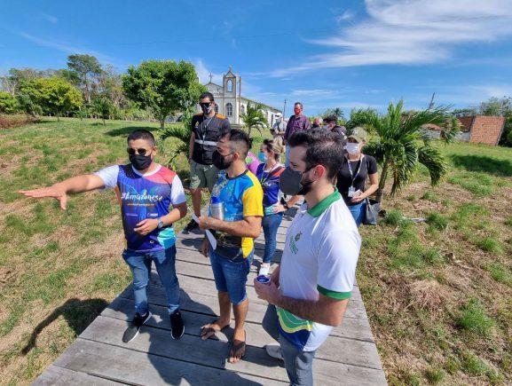 Amazonastur estuda viabilidade de turismo de base comunitária na comunidade São Francisco do Caramuri
