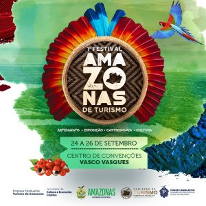 Amazonastur divulga programação completa do 1° Festival Amazonas de Turismo