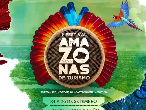 Amazonastur lança 1º Festival Amazonas de Turismo em celebração às atividades e aos profissionais do setor