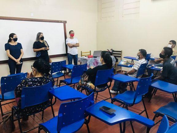 Profissionais de turismo de seis municípios iniciam cursos ofertados pela Amazonastur e Cetam